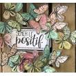 """Tampon bois """"Les papillons"""""""