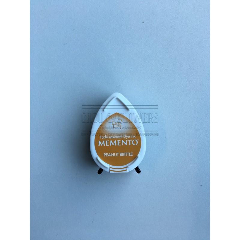 mini encreur peanut brittle tsukineko