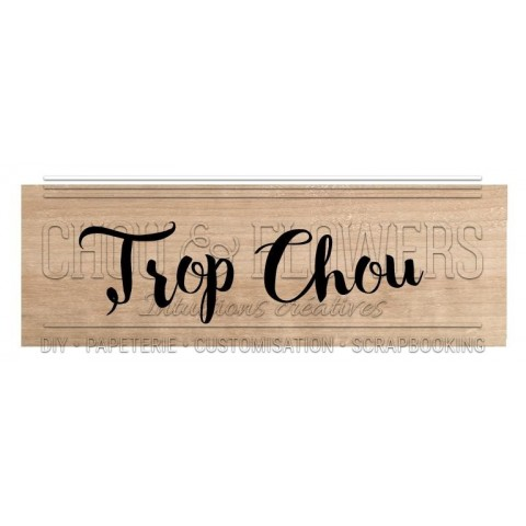 TROP CHOU