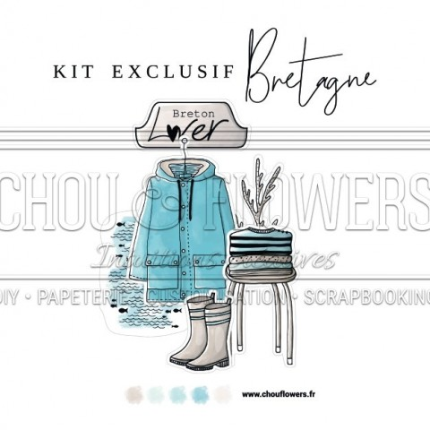 KIT EXCLUSIF BRETAGNE
