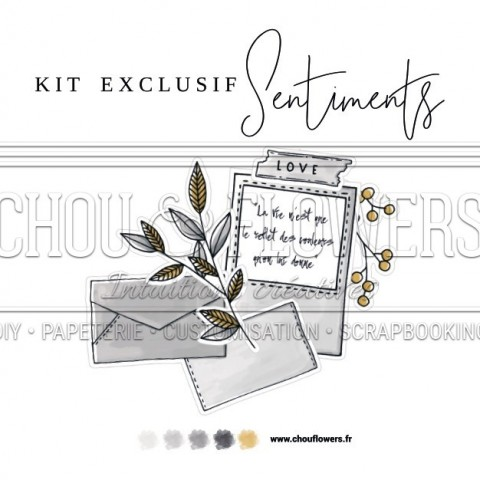 KIT EXCLUSIF SENTIMENT