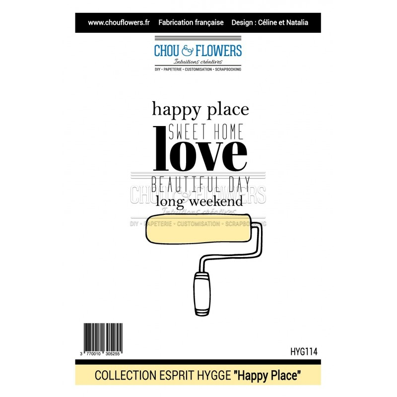 "TAMPONS ""HAPPY PLACE"""