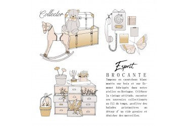 "Zoom Collection ""Esprit Brocante"" #1"